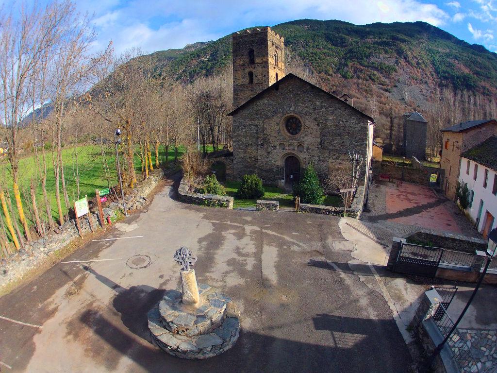 Esglèsies, ermites i ponts romànics Pallars Sobirà