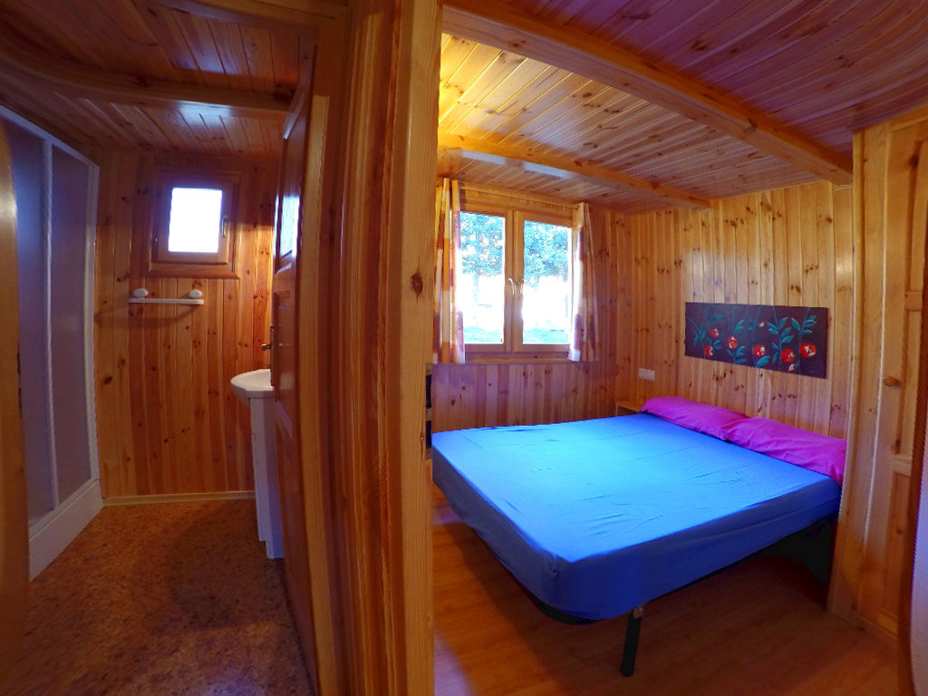 Bungalows camping del card s for Bungalows dentro del mar